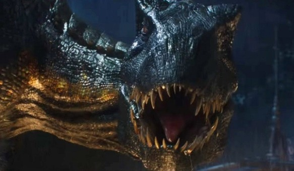 New dinosaur in jurassic world fallen kingdom indoraptor