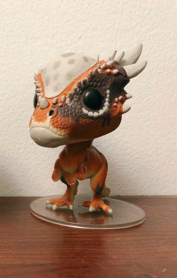 Stygimoloch Funko Jurassic World Figure